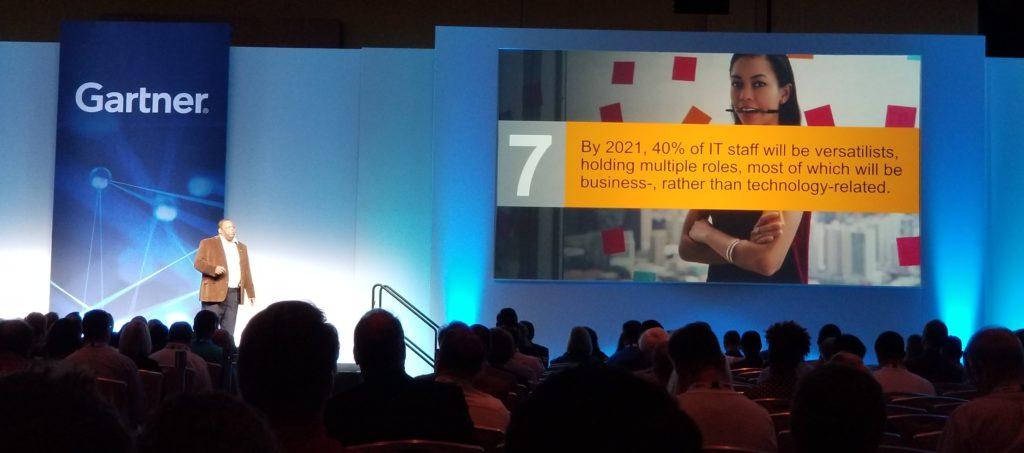 Garner IT Conference presentation